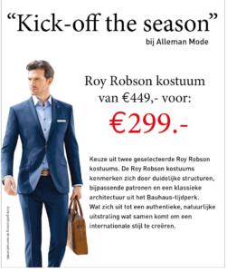Kick-off the season by Allemanmode